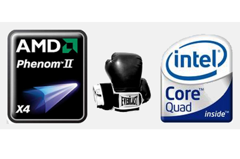 AMD Phenom II 940 Vs Intel Q6600/Q9550 et I7 965