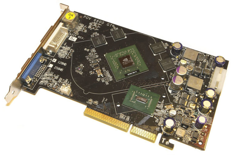 Le topic des GeForce 6200 (NV43 A2)